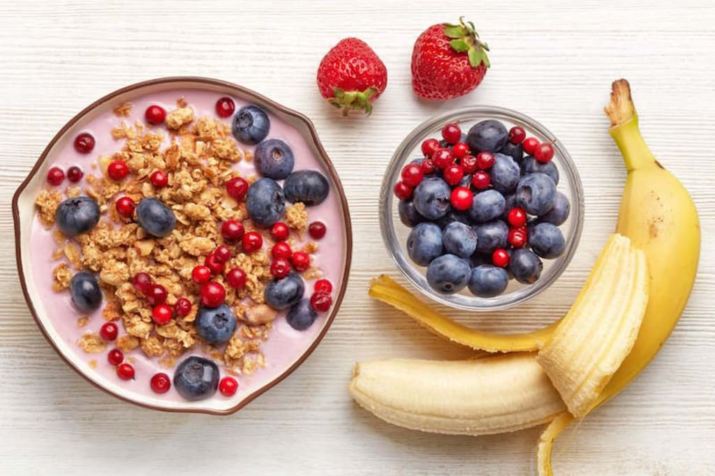 6 Quick, Easy, and Healthy Breakfast Ideas