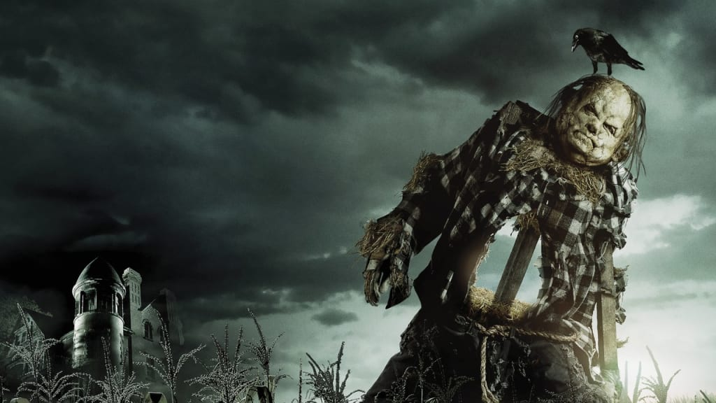 'Scary Stories to Tell in the Dark' Movie Review
