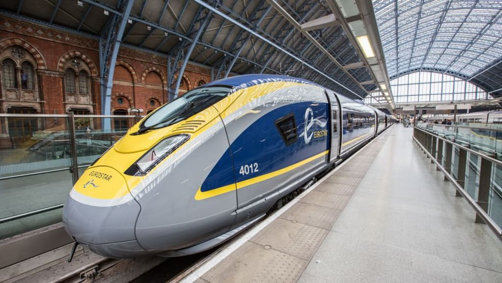 New Eurostar Service From London to Amsterdam Set to Launch