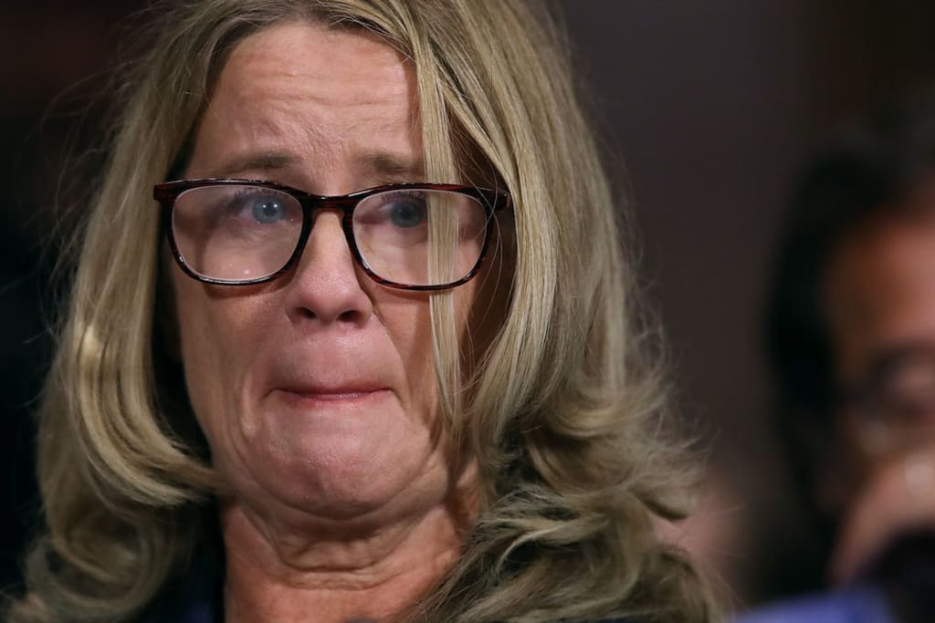 Dr. Ford's Testimony Visualises My Inner Trauma. This Is My #MeToo Story