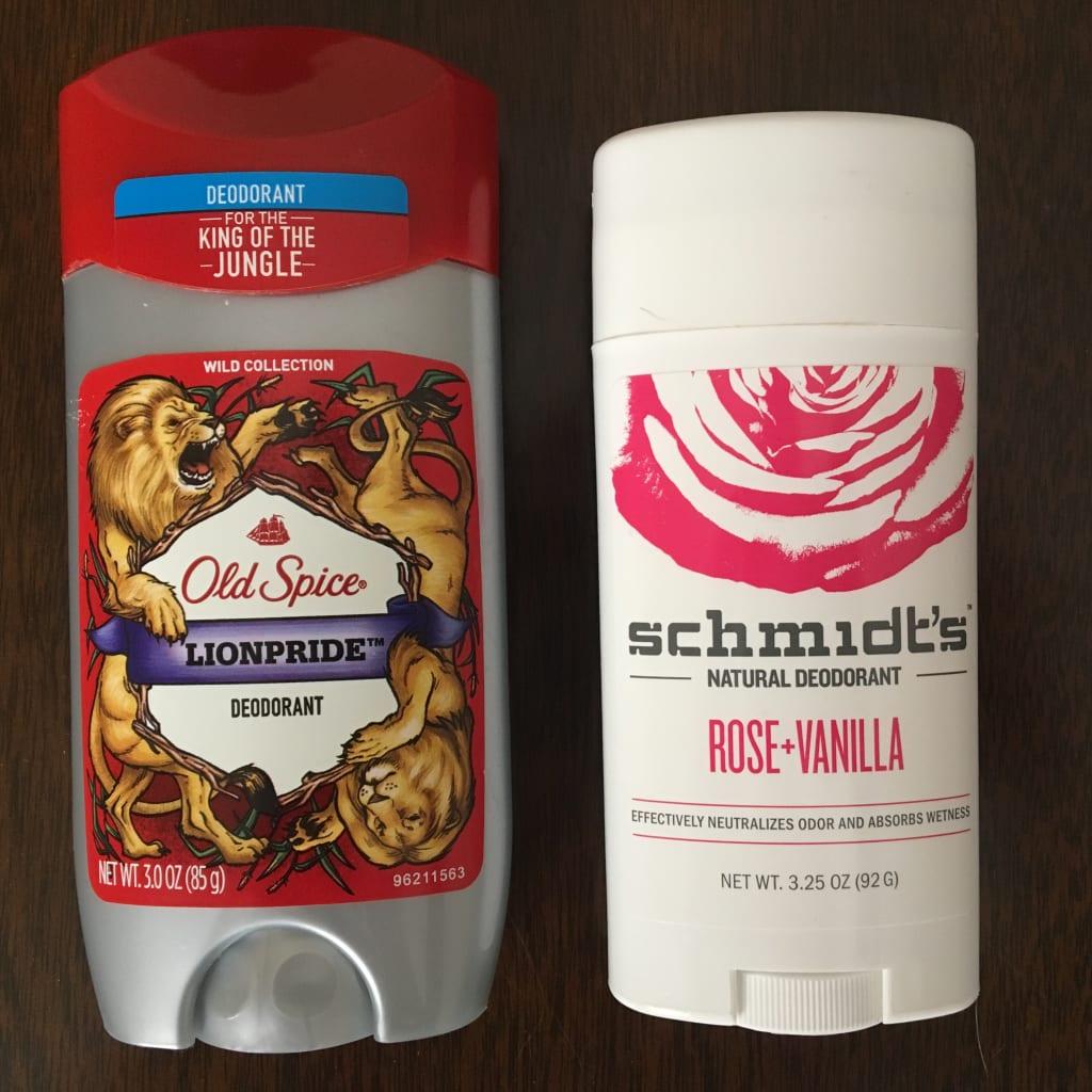 Darby Burl's No Bullshit Reviews: Deodorant