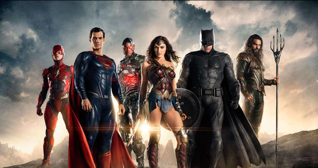 Movie Review: 'Justice League'