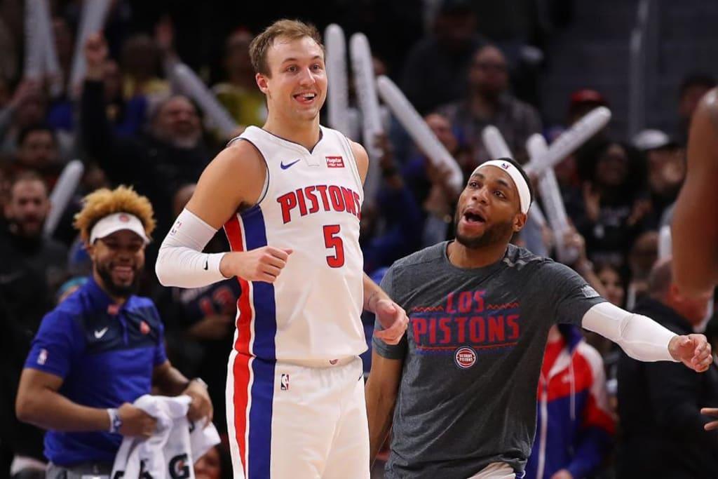 Pistons Talk: Luke Kennard or Bruce Brown