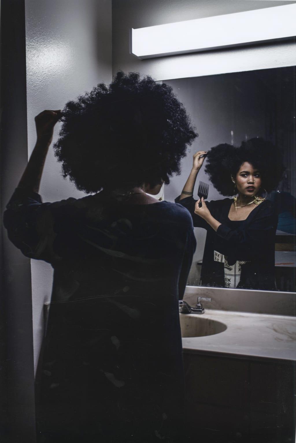 Dear Mr. Trump, Sincerely a Black Girl in 2018