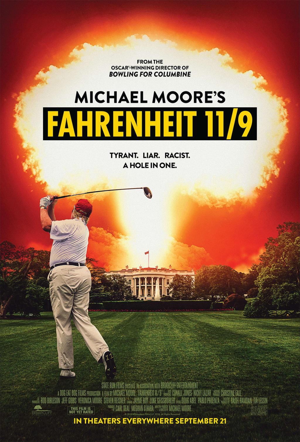 'Fahrenheit 11/9'—Review