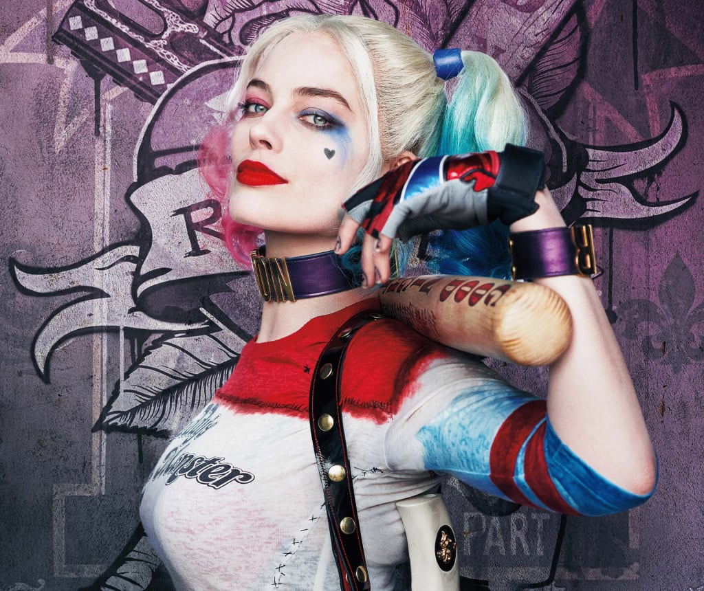 Meet DC's Suicide Squad In These Phenomenal Posters