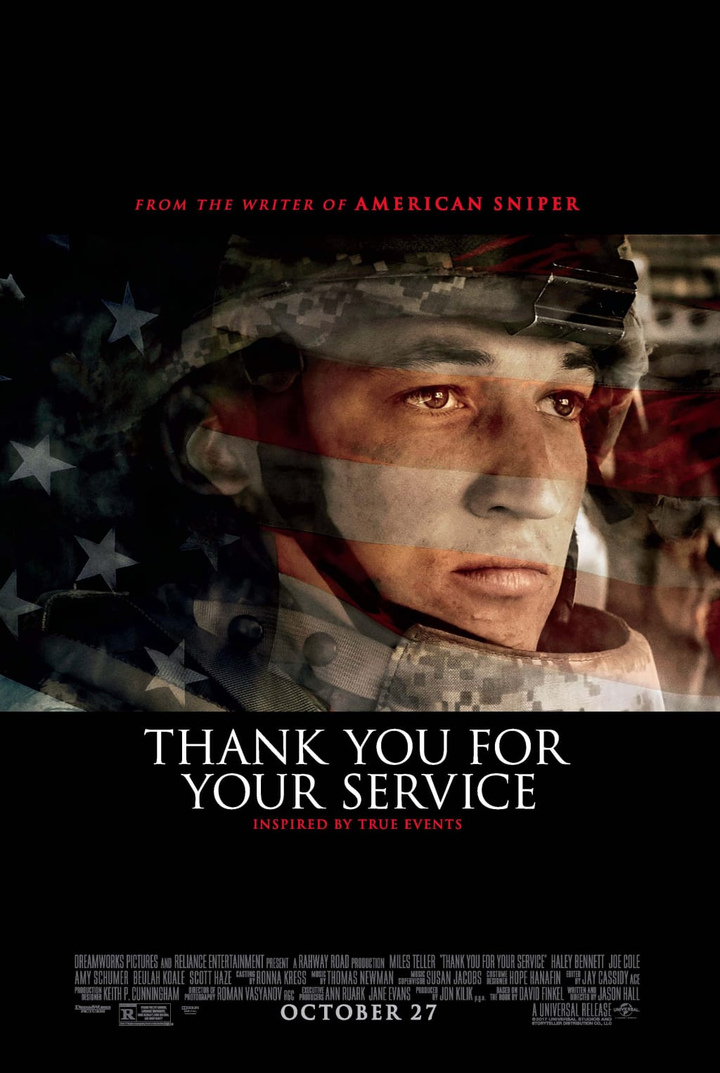 Movie Review: 'Thank You for Your Service'