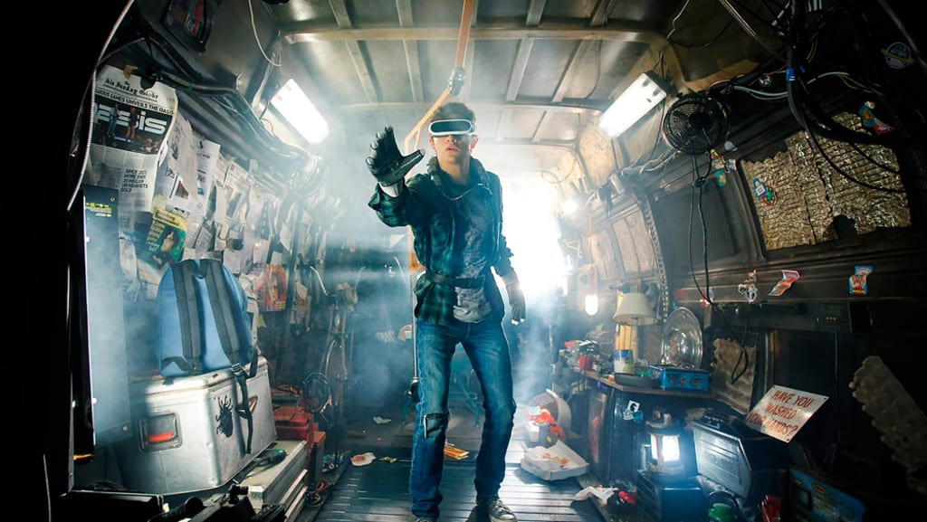Review: 'Ready Player One'