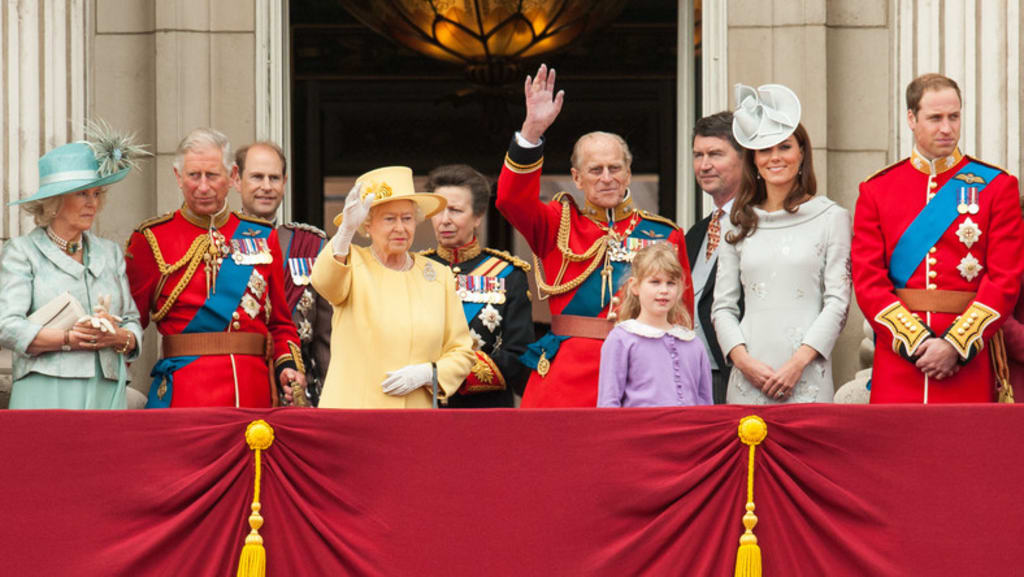 How Much Do We Brits Pay for the Queen?