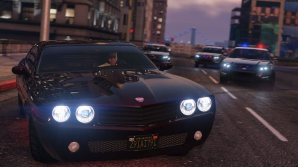 Good Guy 'Grand Theft Auto' Is Going to Help Make Your Self-Driving Car Safer