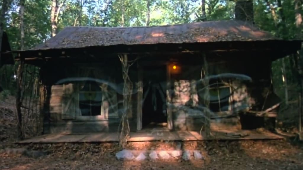 The 'Evil Dead II' Cabin Is in Pieces and Needs To Be Restored for the Fans!