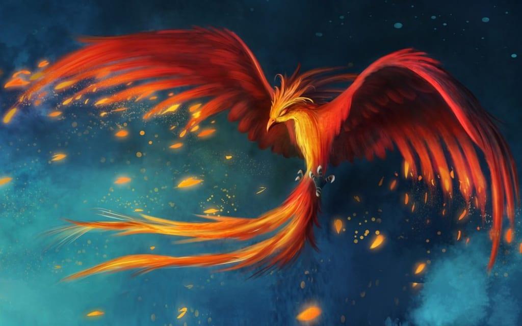 When a Phoenix Is Born
