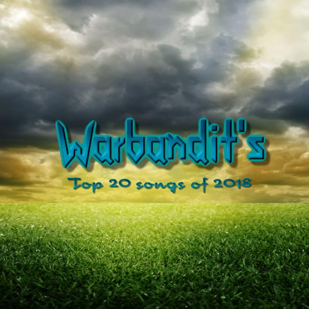 My Top 20 Songs of 2018