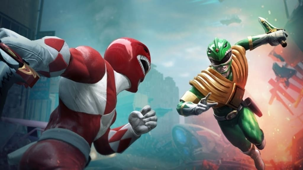 Prepare to Battle for the Morphin' Grid in 'Power Rangers: Battle for the Grid'