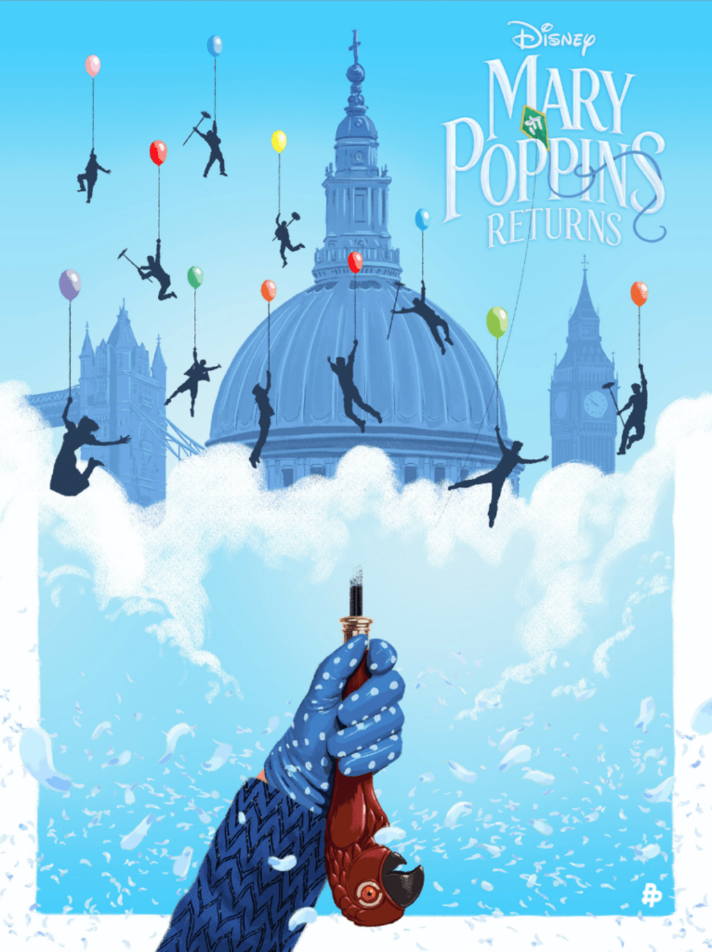 Iconography in 'Mary Poppins Returns'