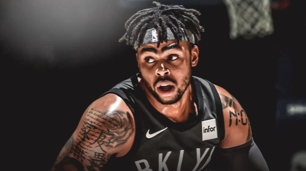 What Dangelo Russells Rise Means For The Brooklyn Nets