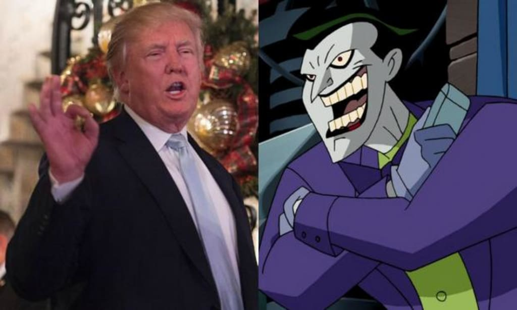 To My Many Enemies: Mark Hamill Mocks Trump's New Year's Tweets In This Joker Voice Clip