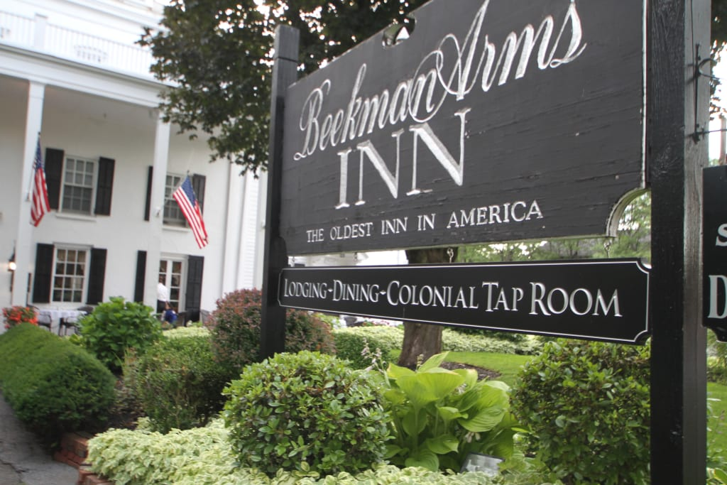 Why Not Stay in America's Oldest Inn?