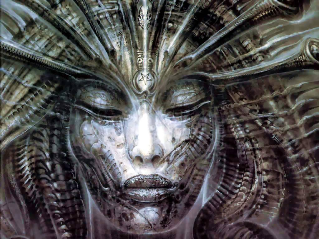 H R Giger S Influence On Prometheus