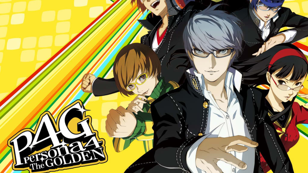'Persona 4' the Golden Animation!