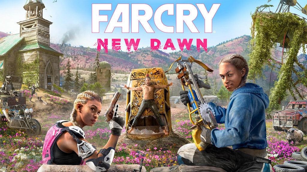 'Far Cry: New Dawn'