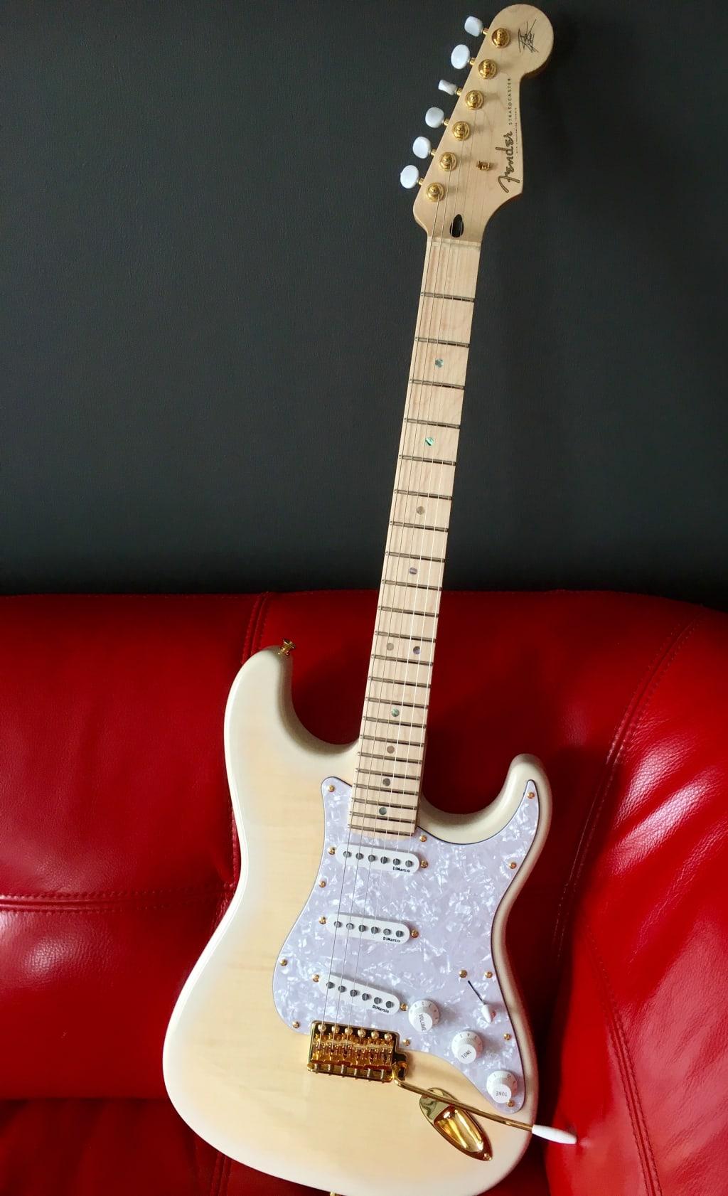 Fender Richie Kotzen Signature Strat