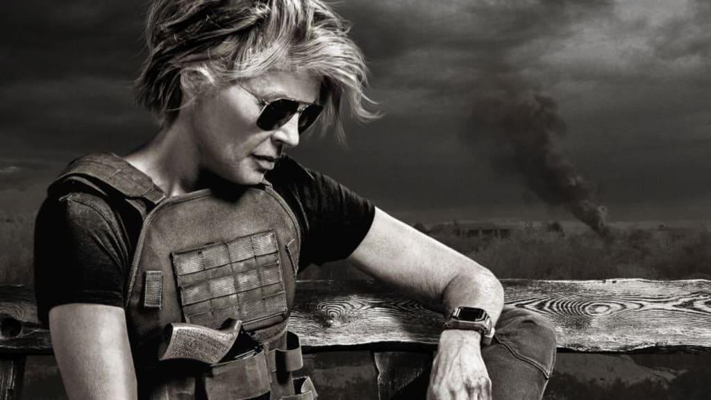 Linda Hamilton AKA Sarah Connor Knows Why Previous Terminator Sequels Sucked