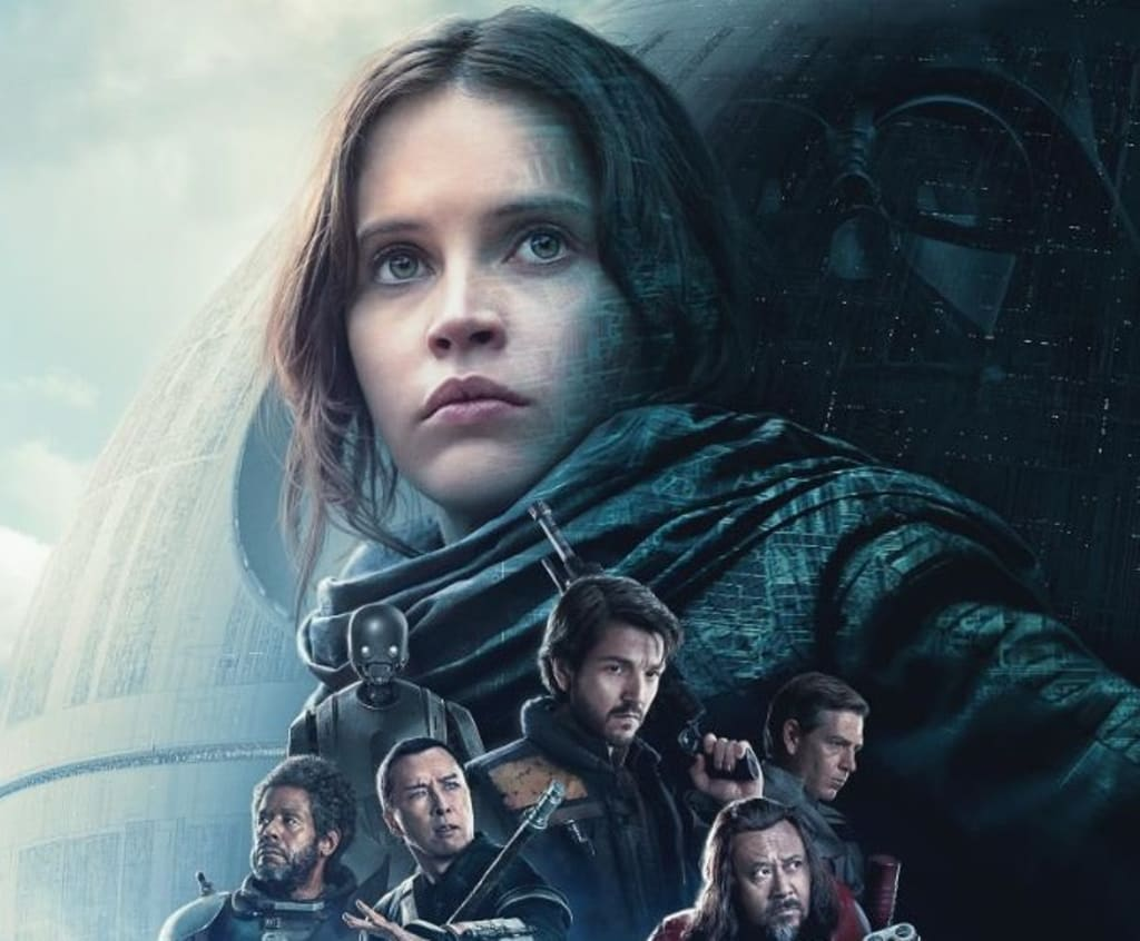Beautiful New 'Rogue One' Poster Revealed, Plus New Trailer Set for Thursday Morning