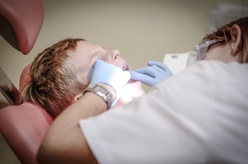 Helping the Youth with Dental Care
