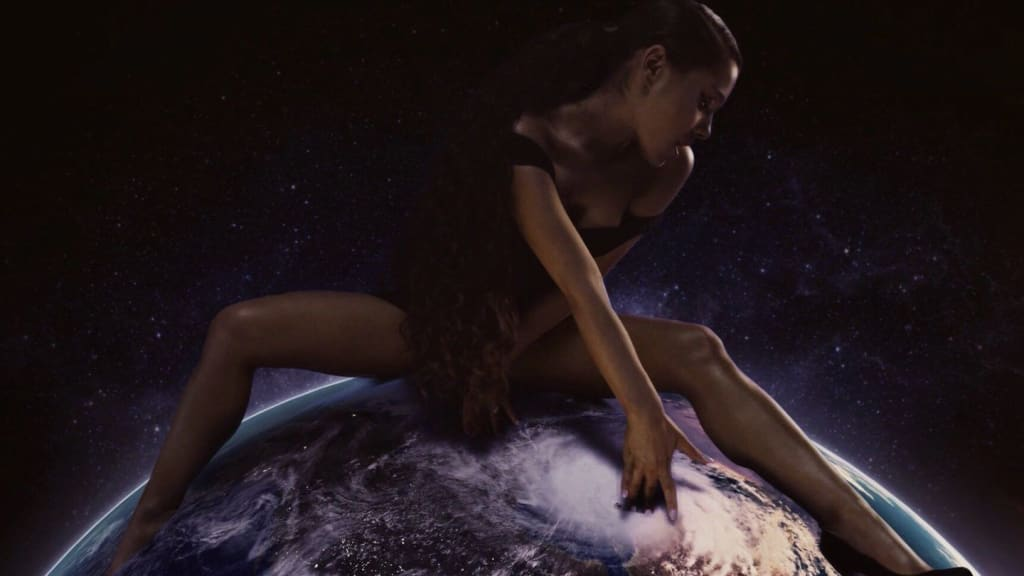 """Ariana Grande Finds Her Inner Goddess in """"God is a Woman"""""""