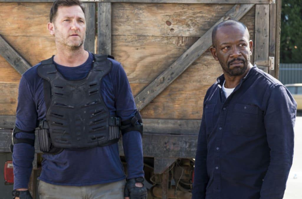 It's Dead Certain: Is 'Bury Me Here' The Best Episode Of 'The Walking Dead' Season 7?