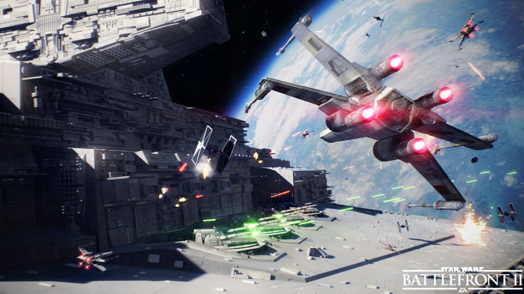 New 'Battlefront 2' E3 Trailer Is Here! We'll Have a New Star Wars Story