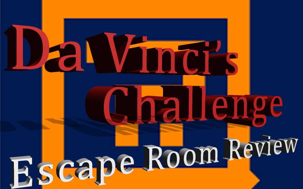 Quest Room: Da Vinci's Challenge