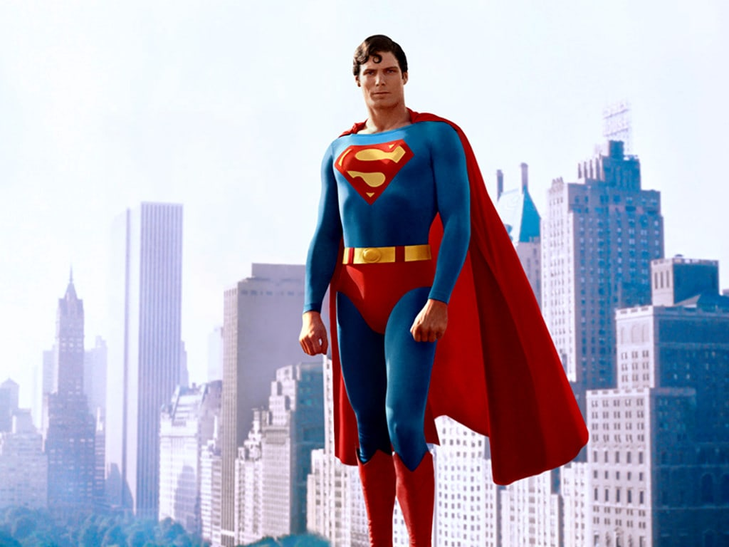 Christopher Reeve's Transition from Clark Kent to Superman Just Went Viral — So How Do the Modern Supermen Compare?