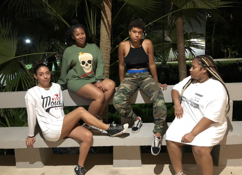Being Plus Size and Black at a Predominately White College