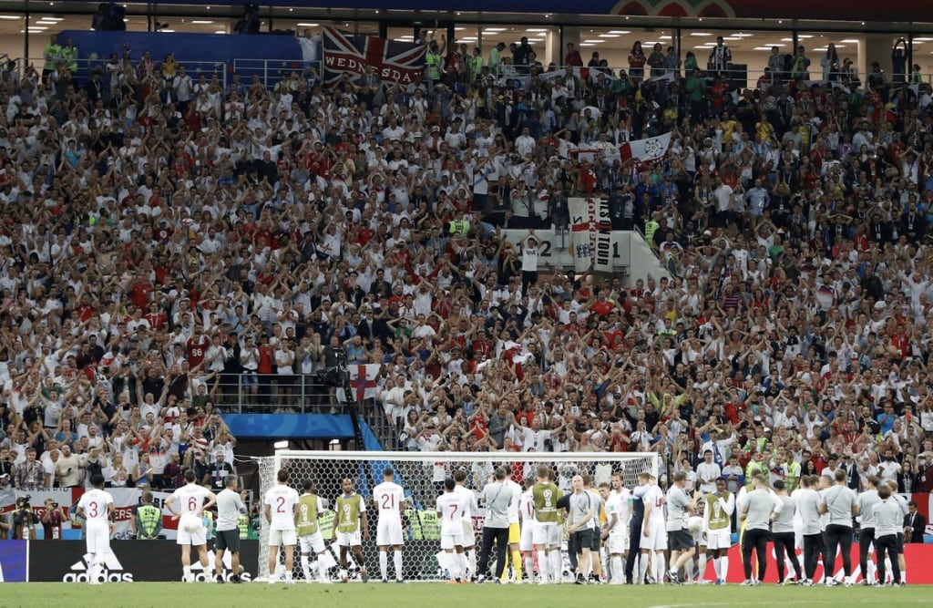 This Wasn't the Tournament England Deserved, But It Was the One that It Needed