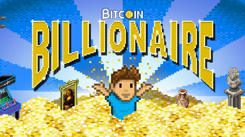 Image result for Bitcoin Billionaire game