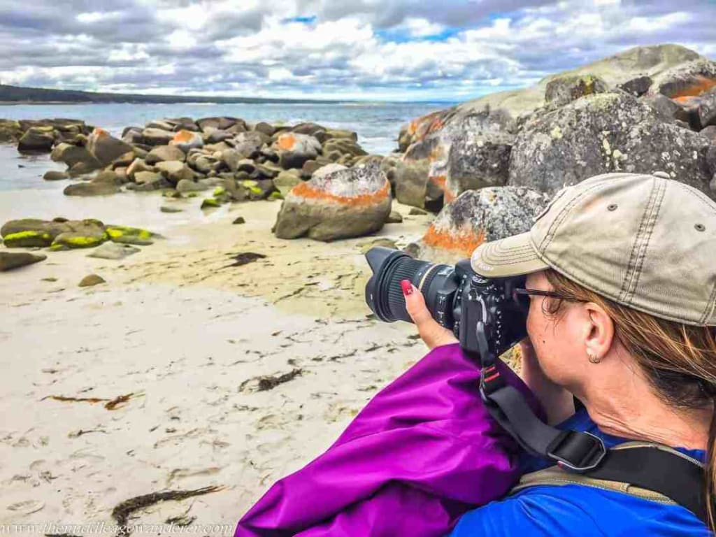 10 Ways to Be in Your Travel Photos When You Hate Having Your Photo Taken