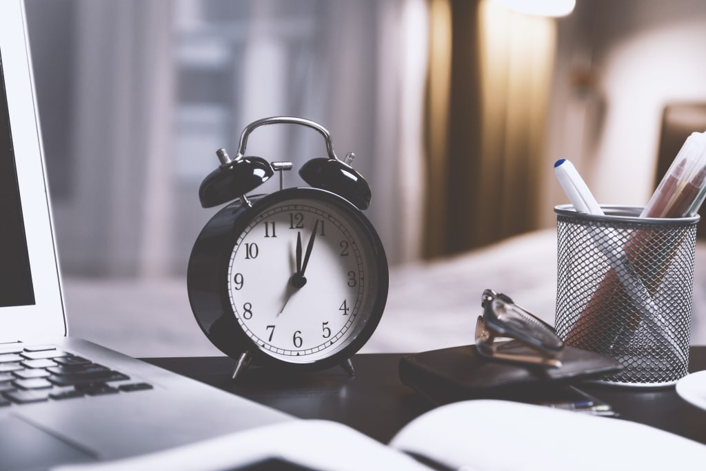 4 Ways to Manage Your Time Better as a Student