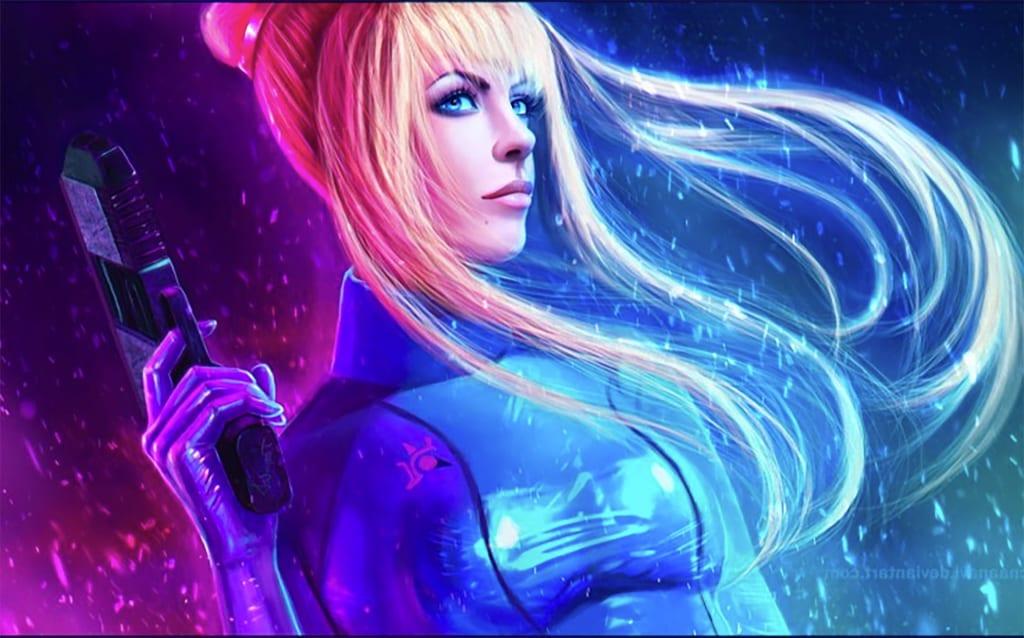 Was Nintendo's Metroid Character 'Samus Aran' Transgender?