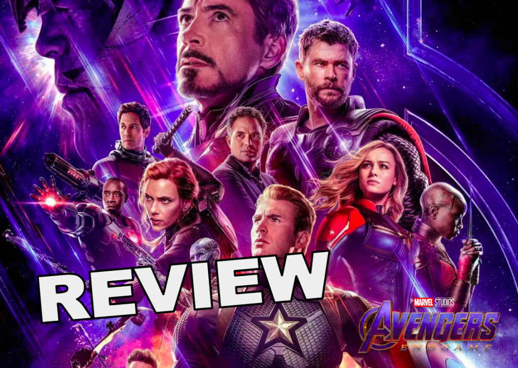 'Avengers: Endgame' Delivers Everything Superhero Fans Can Ask For and More with Marvel's Best Installment