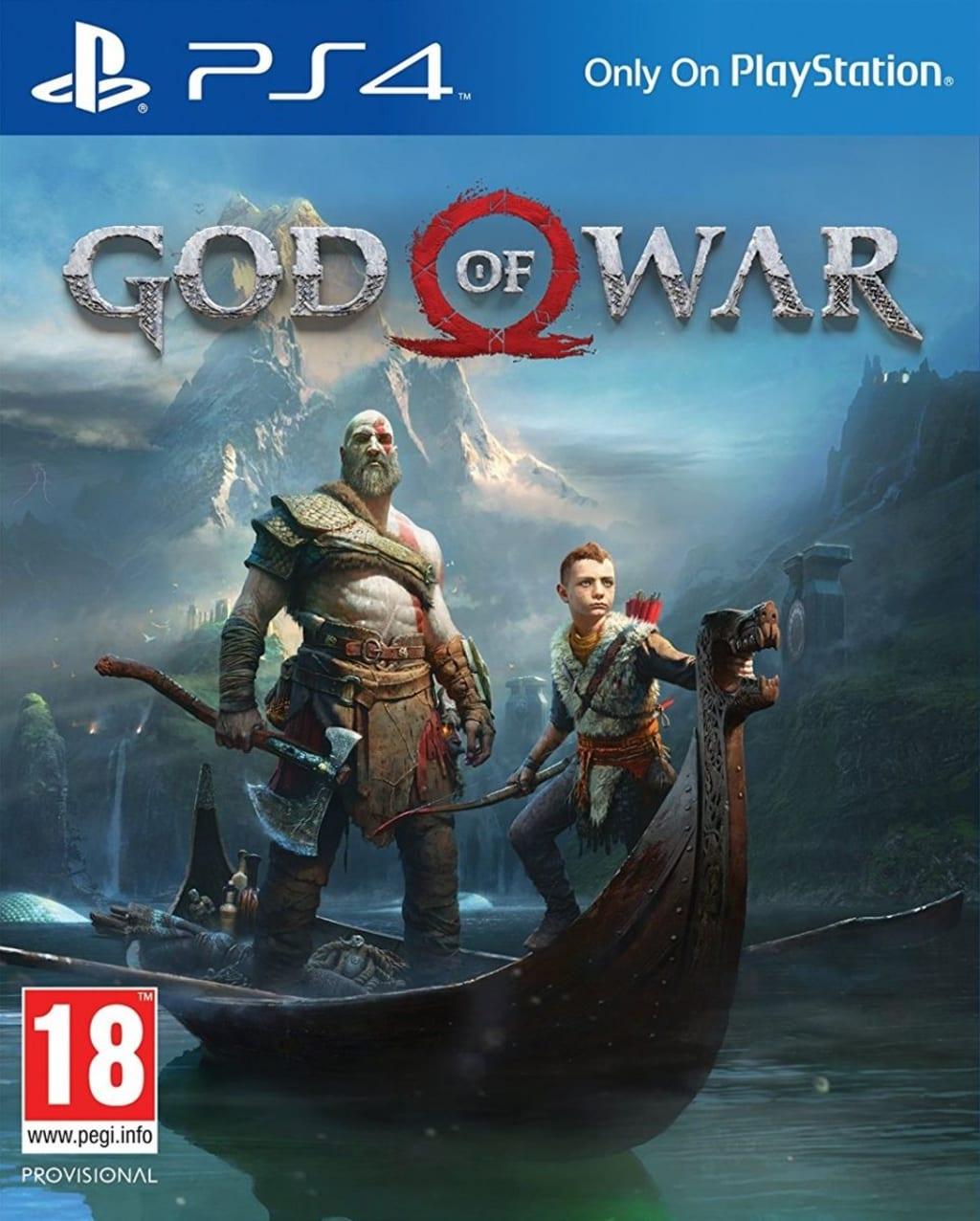 'God of War' - Game