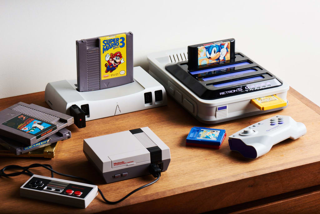 Best Gifts for Retro Gamers
