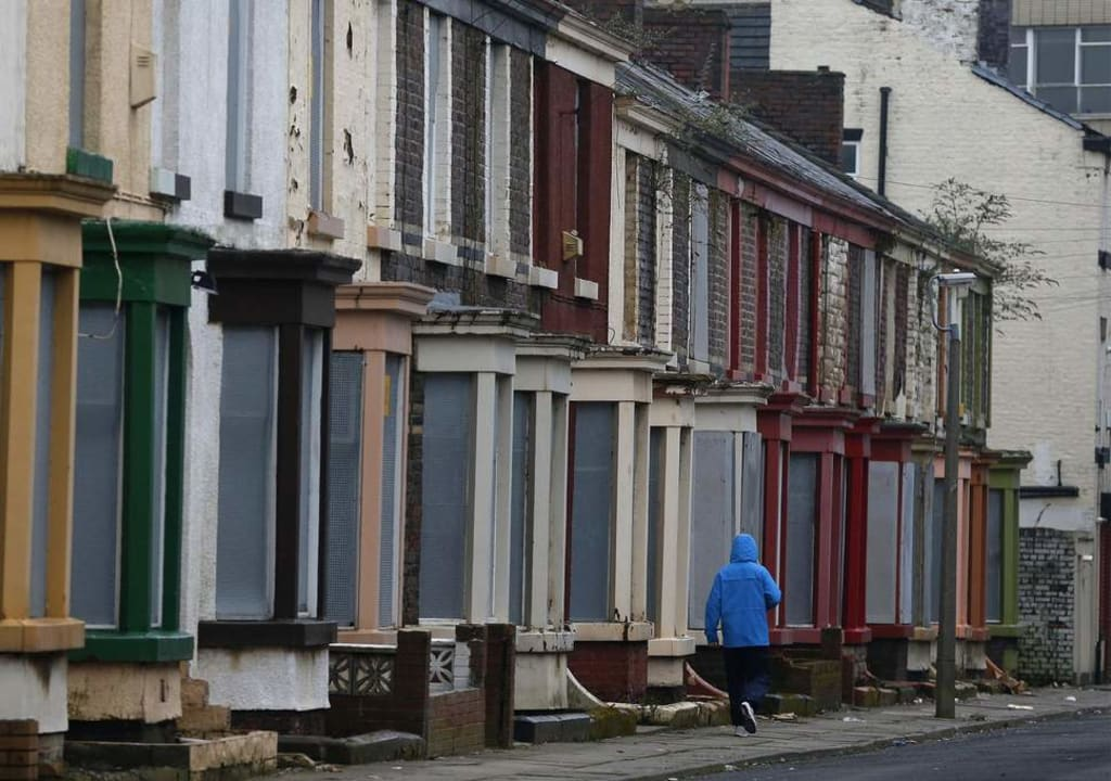 Austerity Britain Is Like a Modern Day Dickens Novel