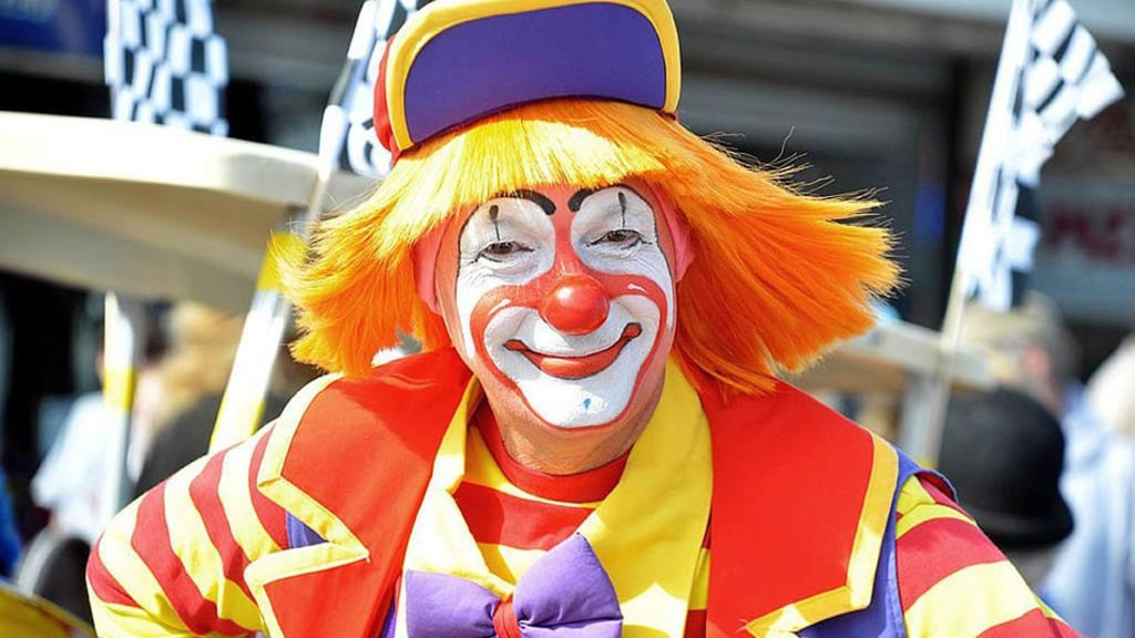 Why Are We Scared of Clowns?