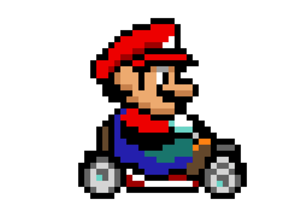The Evolution of 'Mario Kart'