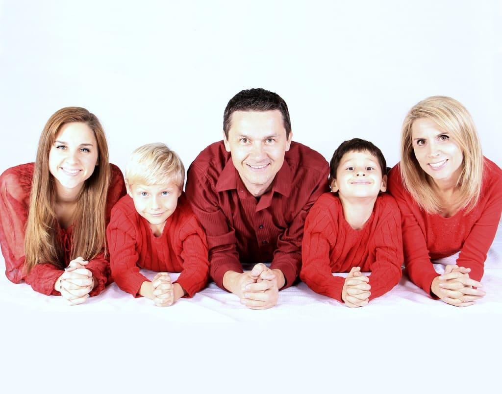 Values for Living Together as a Family
