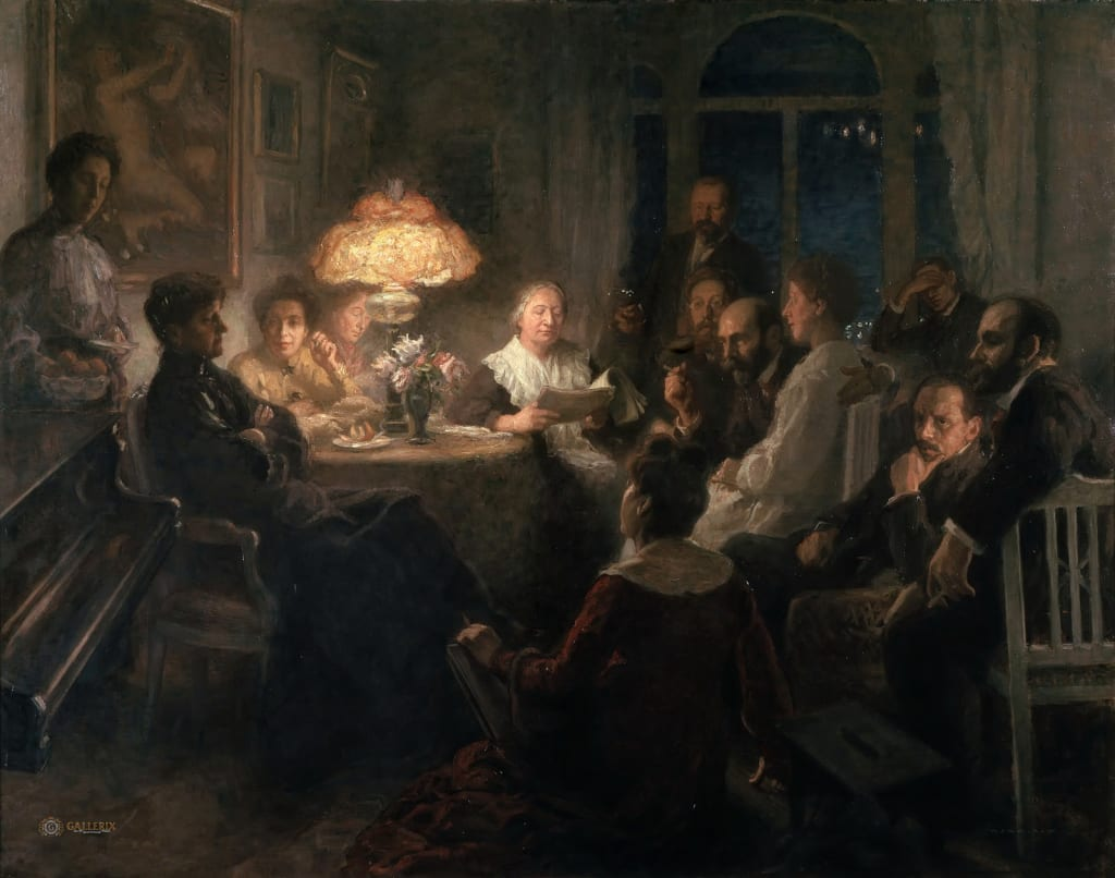 The 19th Century Swedish Novel Missing from the Feminist Literary Canon
