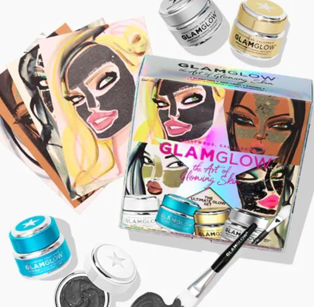 GlamGlow Holiday Gift Sets