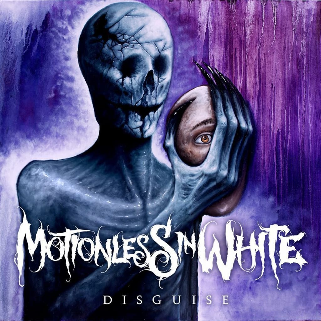 Album Review: Motionless In White - 'Disguise'